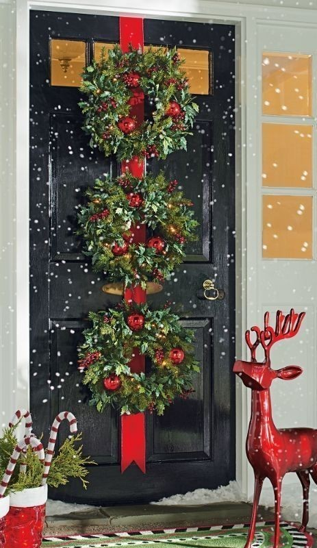 Christmas Decorations 2020 Outdoor 91+ Adorable Outdoor Christmas Decoration Ideas in 2020 | Pouted.com