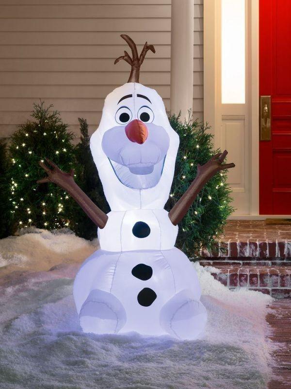 outdoor-Christmas-decoration-101 91+ Adorable Outdoor Christmas Decoration Ideas in 2020