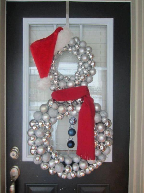 outdoor-Christmas-decoration-106 91+ Adorable Outdoor Christmas Decoration Ideas in 2021/2022