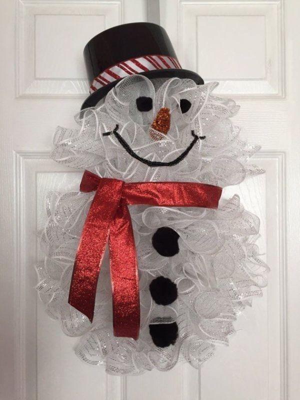 outdoor-Christmas-decoration-108 91+ Adorable Outdoor Christmas Decoration Ideas in 2021/2022