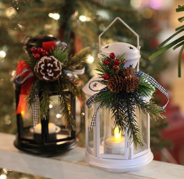 outdoor-Christmas-decoration-115 91+ Adorable Outdoor Christmas Decoration Ideas in 2020