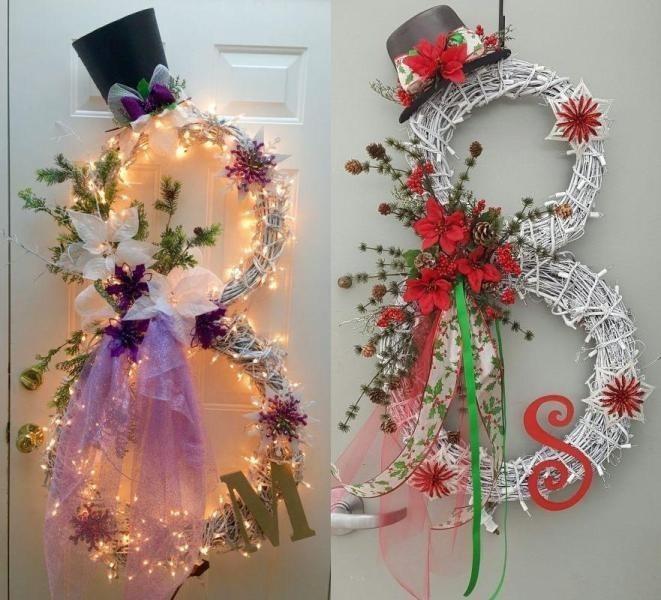 outdoor-Christmas-decoration-117 91+ Adorable Outdoor Christmas Decoration Ideas in 2020