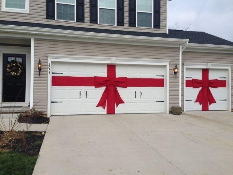 outdoor-Christmas-decoration-134 91+ Adorable Outdoor Christmas Decoration Ideas in 2020