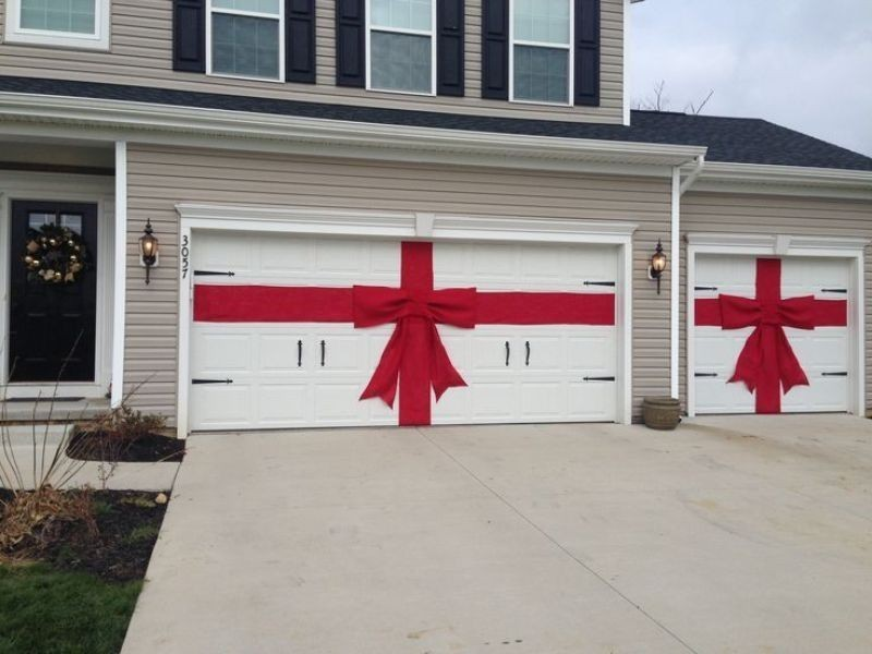 outdoor-Christmas-decoration-134 91+ Adorable Outdoor Christmas Decoration Ideas in 2021/2022
