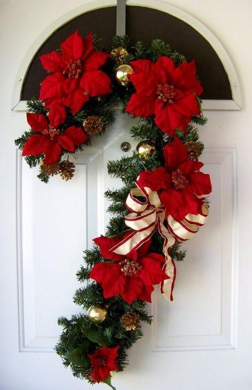 outdoor-Christmas-decoration-16 91+ Adorable Outdoor Christmas Decoration Ideas in 2020