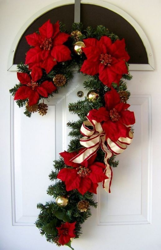 outdoor-Christmas-decoration-16 91+ Adorable Outdoor Christmas Decoration Ideas in 2021/2022