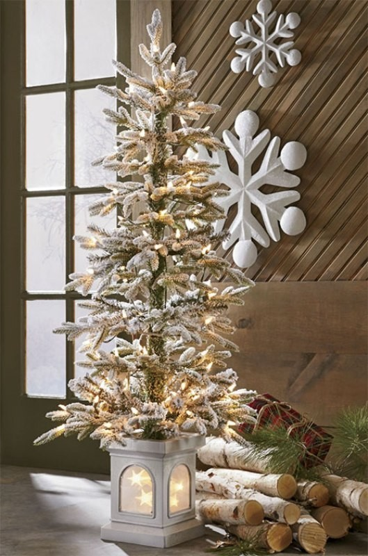 outdoor-Christmas-decoration-18 91+ Adorable Outdoor Christmas Decoration Ideas in 2020