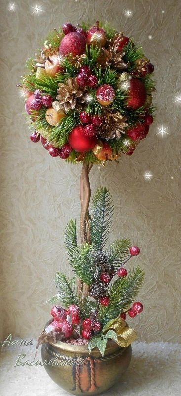 outdoor-Christmas-decoration-2 91+ Adorable Outdoor Christmas Decoration Ideas in 2020