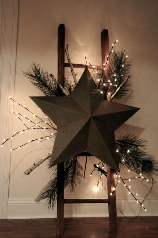 outdoor-Christmas-decoration-20 91+ Adorable Outdoor Christmas Decoration Ideas in 2020
