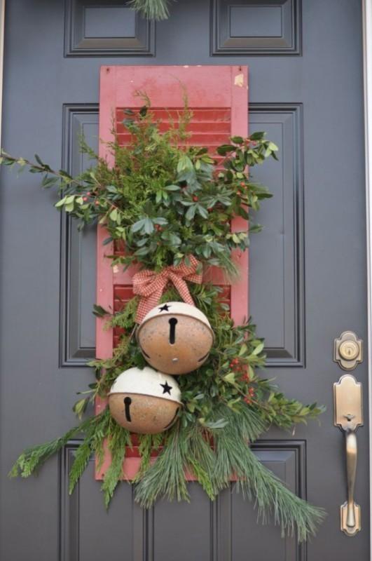outdoor-Christmas-decoration-22 91+ Adorable Outdoor Christmas Decoration Ideas in 2020