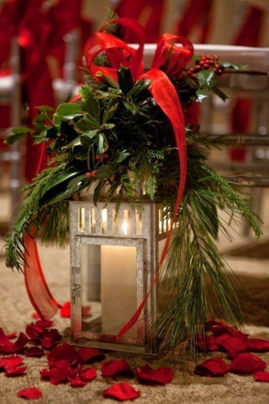 outdoor-Christmas-decoration-27 91+ Adorable Outdoor Christmas Decoration Ideas in 2020