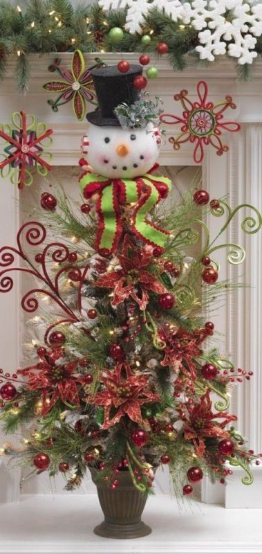 outdoor-Christmas-decoration-3 91+ Adorable Outdoor Christmas Decoration Ideas 2018
