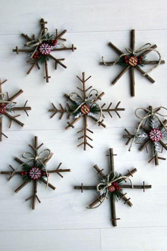 outdoor-Christmas-decoration-32 91+ Adorable Outdoor Christmas Decoration Ideas in 2020