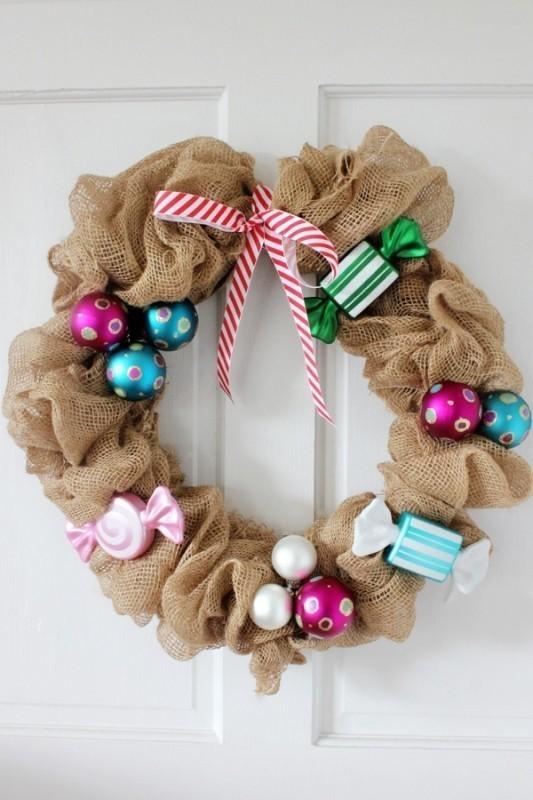 outdoor-Christmas-decoration-33 91+ Adorable Outdoor Christmas Decoration Ideas in 2020