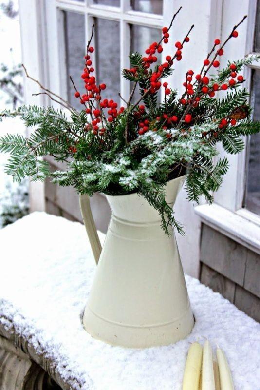 outdoor-Christmas-decoration-35 91+ Adorable Outdoor Christmas Decoration Ideas in 2021/2022