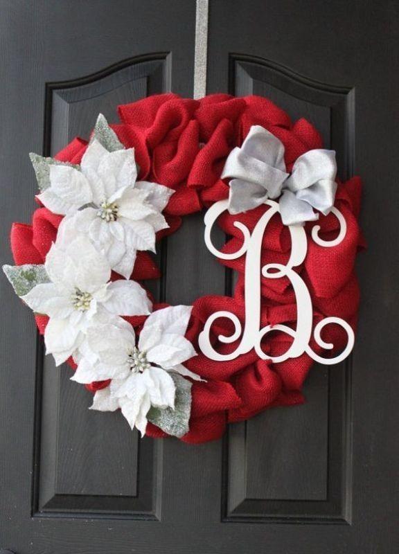 outdoor-Christmas-decoration-44 91+ Adorable Outdoor Christmas Decoration Ideas in 2020