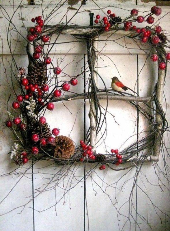 outdoor-Christmas-decoration-47 91+ Adorable Outdoor Christmas Decoration Ideas in 2020