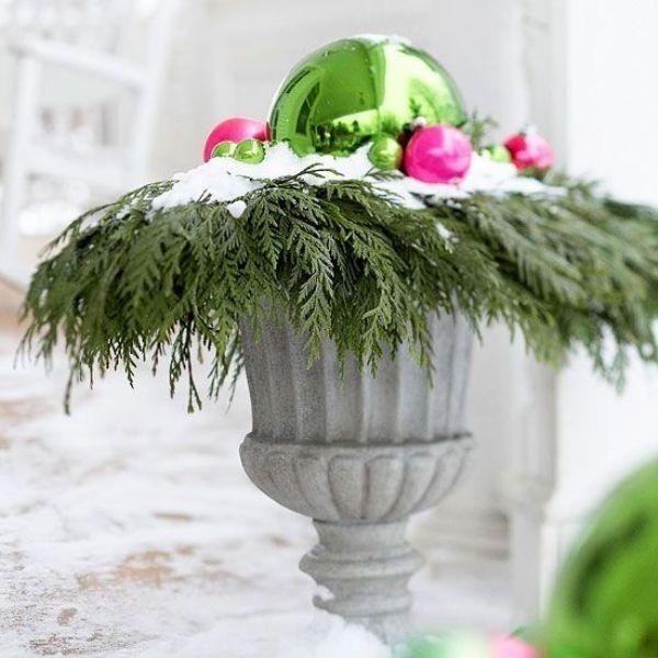 outdoor-Christmas-decoration-59 91+ Adorable Outdoor Christmas Decoration Ideas in 2020