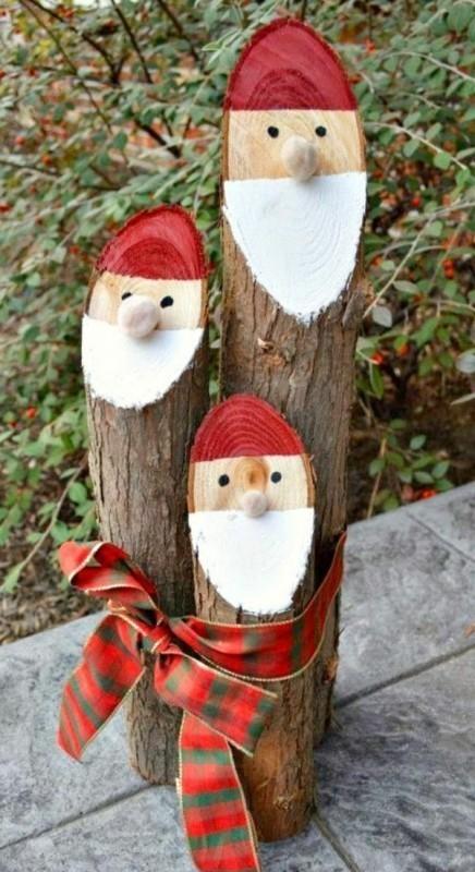 outdoor-Christmas-decoration-6 91+ Adorable Outdoor Christmas Decoration Ideas in 2020