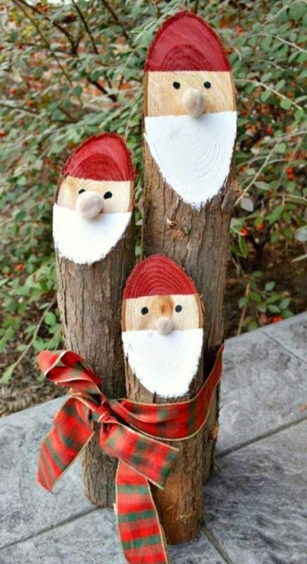 outdoor-Christmas-decoration-6 91+ Adorable Outdoor Christmas Decoration Ideas 2018