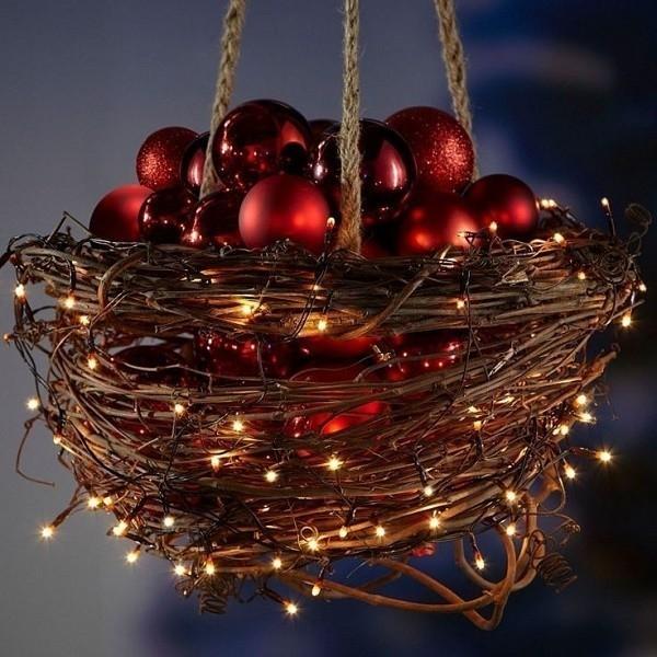 outdoor-Christmas-decoration-60 91+ Adorable Outdoor Christmas Decoration Ideas in 2020