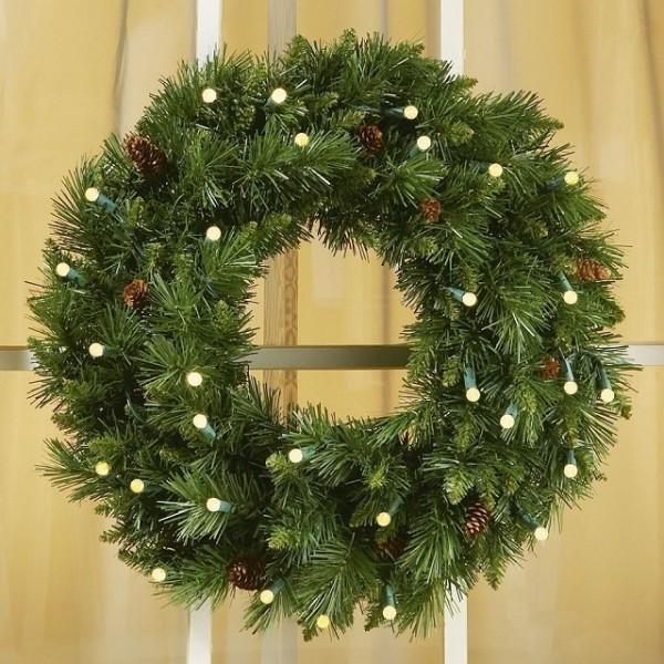 outdoor-Christmas-decoration-63 91+ Adorable Outdoor Christmas Decoration Ideas in 2020