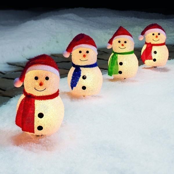 outdoor-Christmas-decoration-65 91+ Adorable Outdoor Christmas Decoration Ideas in 2020