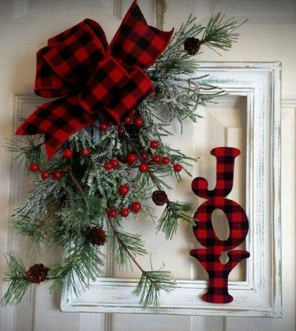outdoor-Christmas-decoration-74 91+ Adorable Outdoor Christmas Decoration Ideas in 2020