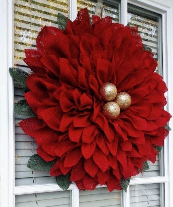 outdoor-Christmas-decoration-79 91+ Adorable Outdoor Christmas Decoration Ideas in 2020