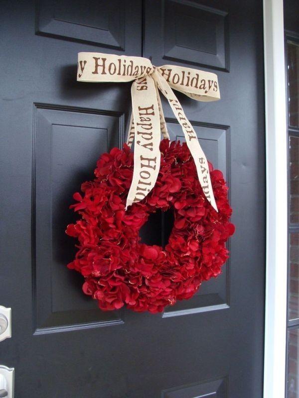 outdoor-Christmas-decoration-96 91+ Adorable Outdoor Christmas Decoration Ideas in 2021/2022