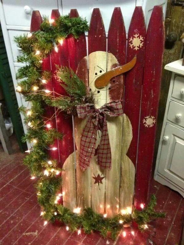 outdoor-Christmas-decoration-99 91+ Adorable Outdoor Christmas Decoration Ideas in 2020