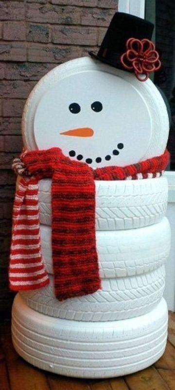 outdoor-Christmas-decoration 91+ Adorable Outdoor Christmas Decoration Ideas in 2020