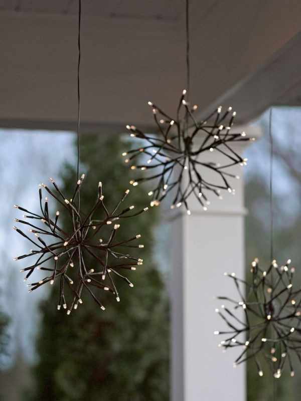 outdoor-Christmas-light-decoration-ideas-104 98+ Magical Christmas Light Decoration Ideas for Your Yard 2018