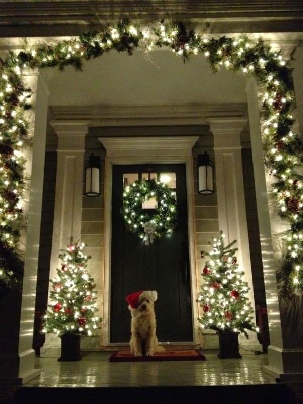 outdoor-Christmas-light-decoration-ideas-112 98+ Magical Christmas Light Decoration Ideas for Your Yard
