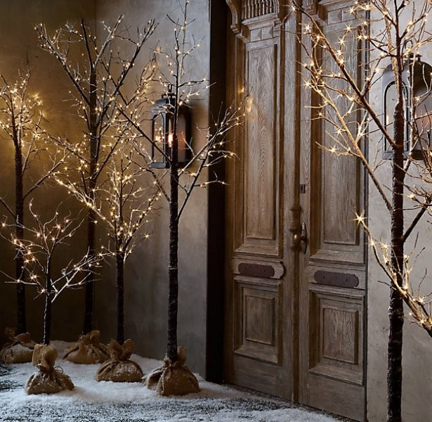 outdoor-Christmas-light-decoration-ideas-116 98+ Magical Christmas Light Decoration Ideas for Your Yard 2018