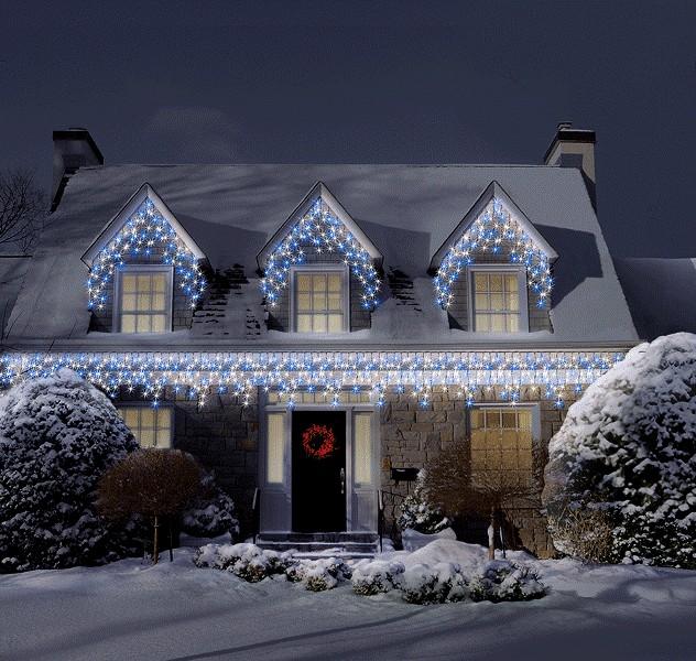 outdoor-Christmas-light-decoration-ideas-119 98+ Magical Christmas Light Decoration Ideas for Your Yard