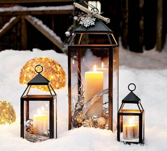 outdoor-Christmas-light-decoration-ideas-120 98+ Magical Christmas Light Decoration Ideas for Your Yard 2018