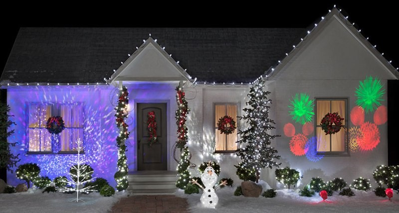 outdoor-Christmas-light-decoration-ideas-130 98+ Magical Christmas Light Decoration Ideas for Your Yard 2018