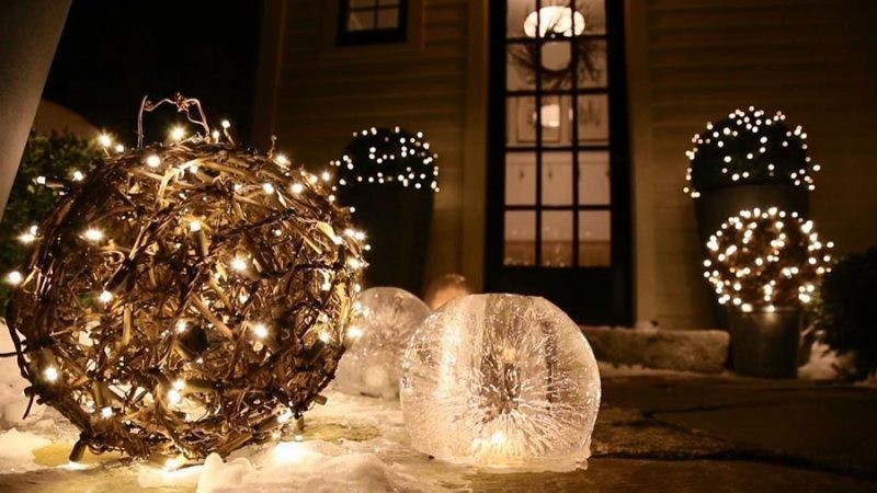 outdoor-Christmas-light-decoration-ideas-133 98+ Magical Christmas Light Decoration Ideas for Your Yard 2018