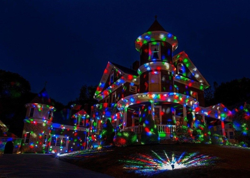 outdoor-Christmas-light-decoration-ideas-163 98+ Magical Christmas Light Decoration Ideas for Your Yard