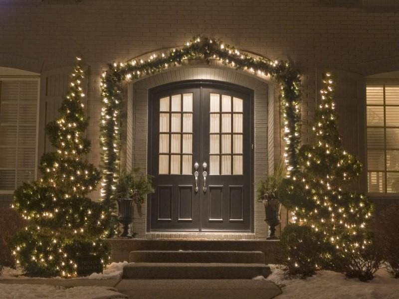 outdoor-Christmas-light-decoration-ideas-173 98+ Magical Christmas Light Decoration Ideas for Your Yard