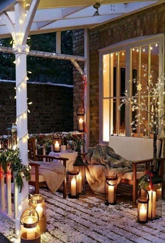 outdoor-Christmas-light-decoration-ideas-33 98+ Magical Christmas Light Decoration Ideas for Your Yard