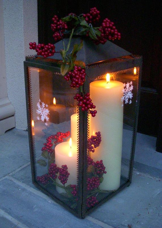 outdoor-Christmas-light-decoration-ideas-34 98+ Magical Christmas Light Decoration Ideas for Your Yard 2018