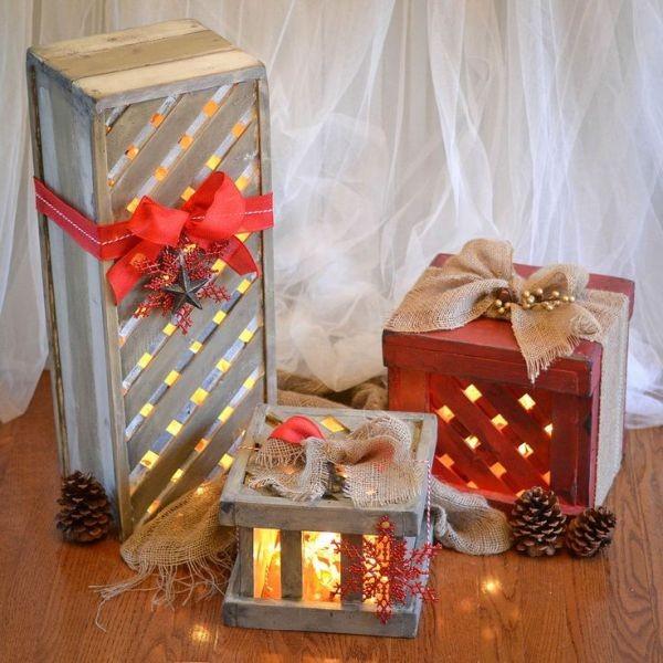 outdoor-Christmas-light-decoration-ideas-42 98+ Magical Christmas Light Decoration Ideas for Your Yard