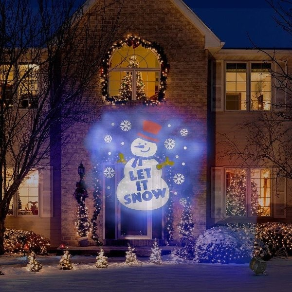 outdoor-Christmas-light-decoration-ideas-46 98+ Magical Christmas Light Decoration Ideas for Your Yard 2018