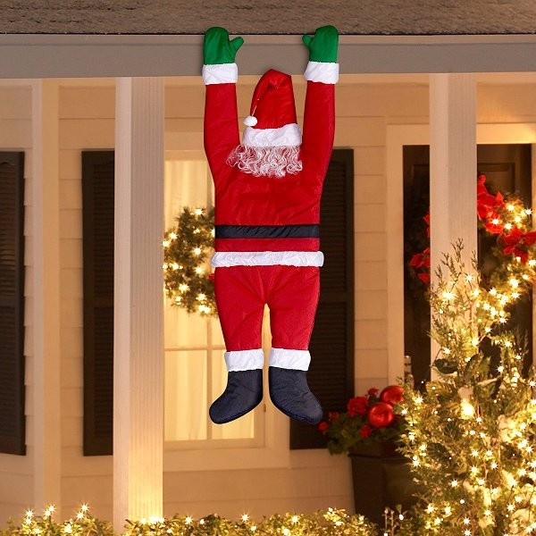 outdoor-Christmas-light-decoration-ideas-48 98+ Magical Christmas Light Decoration Ideas for Your Yard 2018