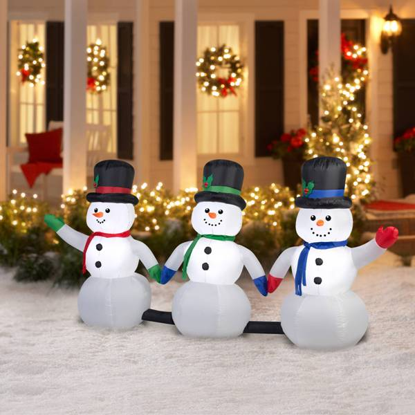 outdoor-Christmas-light-decoration-ideas-51 98+ Magical Christmas Light Decoration Ideas for Your Yard