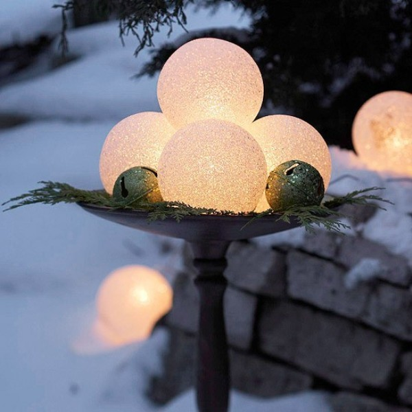 outdoor-Christmas-light-decoration-ideas-53 98+ Magical Christmas Light Decoration Ideas for Your Yard 2018
