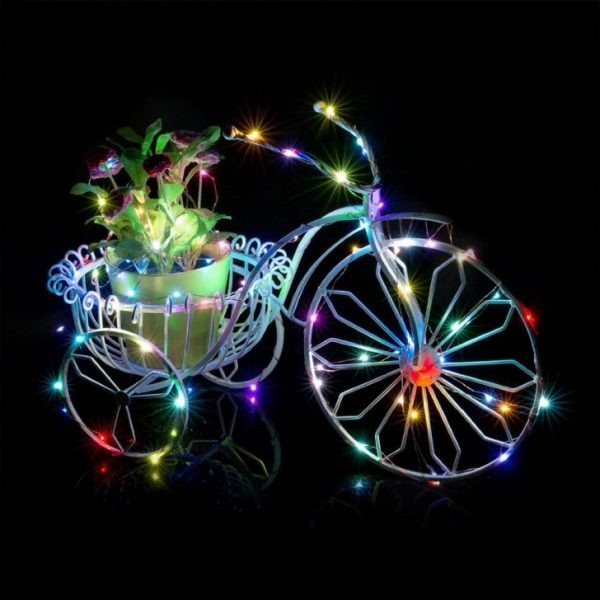 outdoor-Christmas-light-decoration-ideas-57 98+ Magical Christmas Light Decoration Ideas for Your Yard 2018