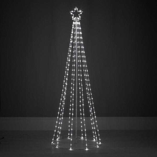 outdoor-Christmas-light-decoration-ideas-63 98+ Magical Christmas Light Decoration Ideas for Your Yard